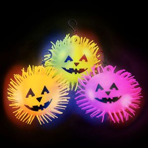 Light-up Halloween Puffer Clip-ons