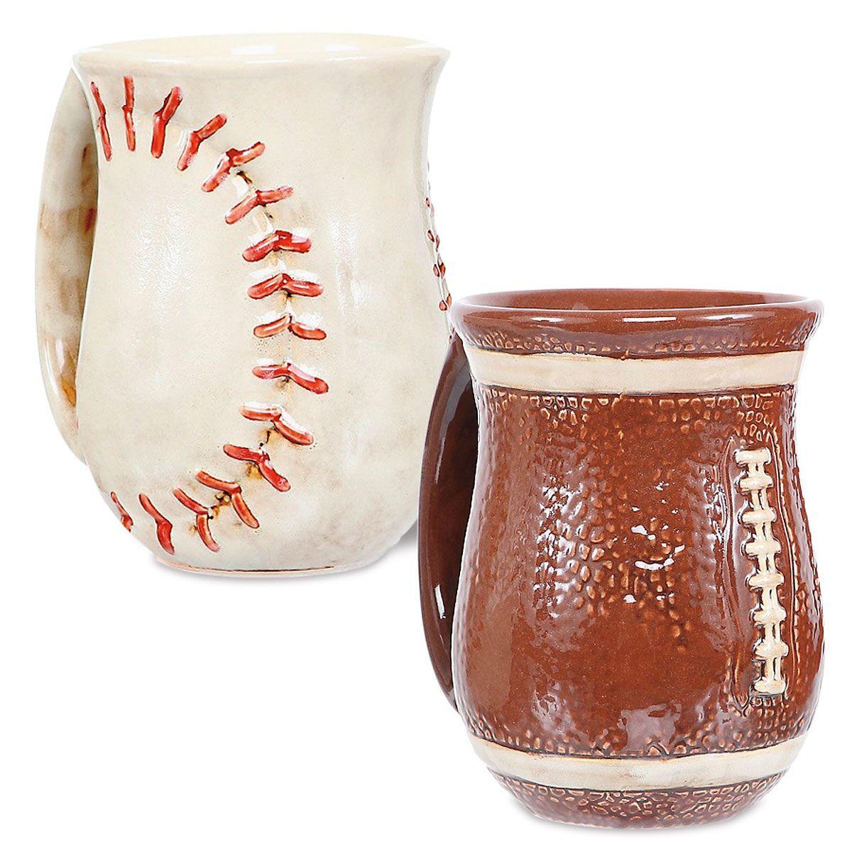 Sports Cozy Hand Mugs