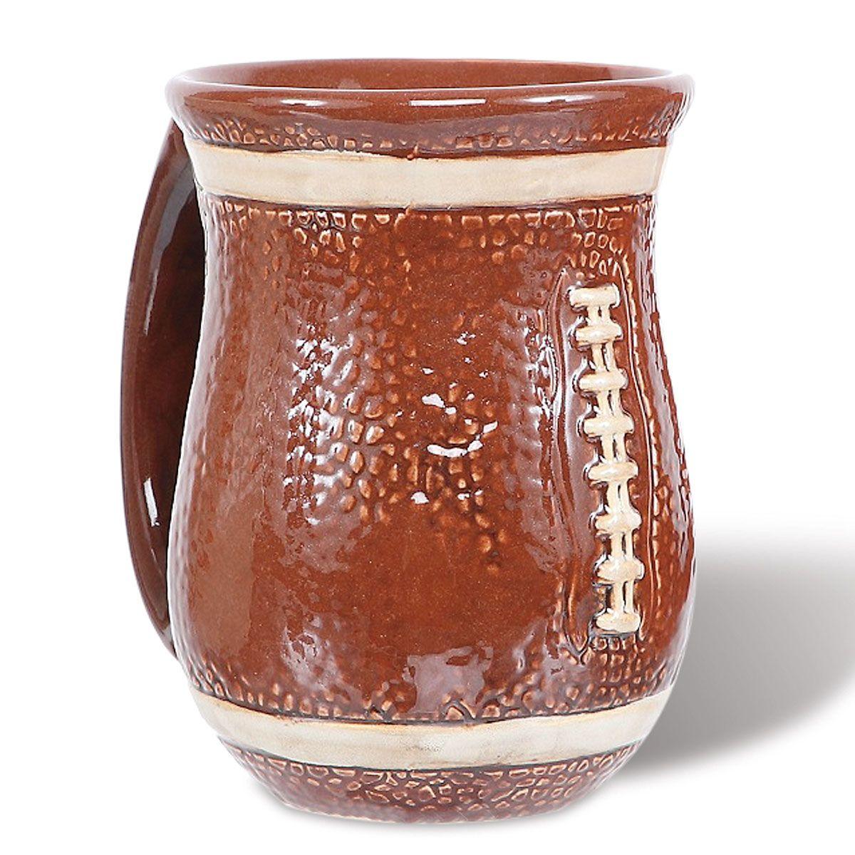 Sports Cozy Hand Mug - Football
