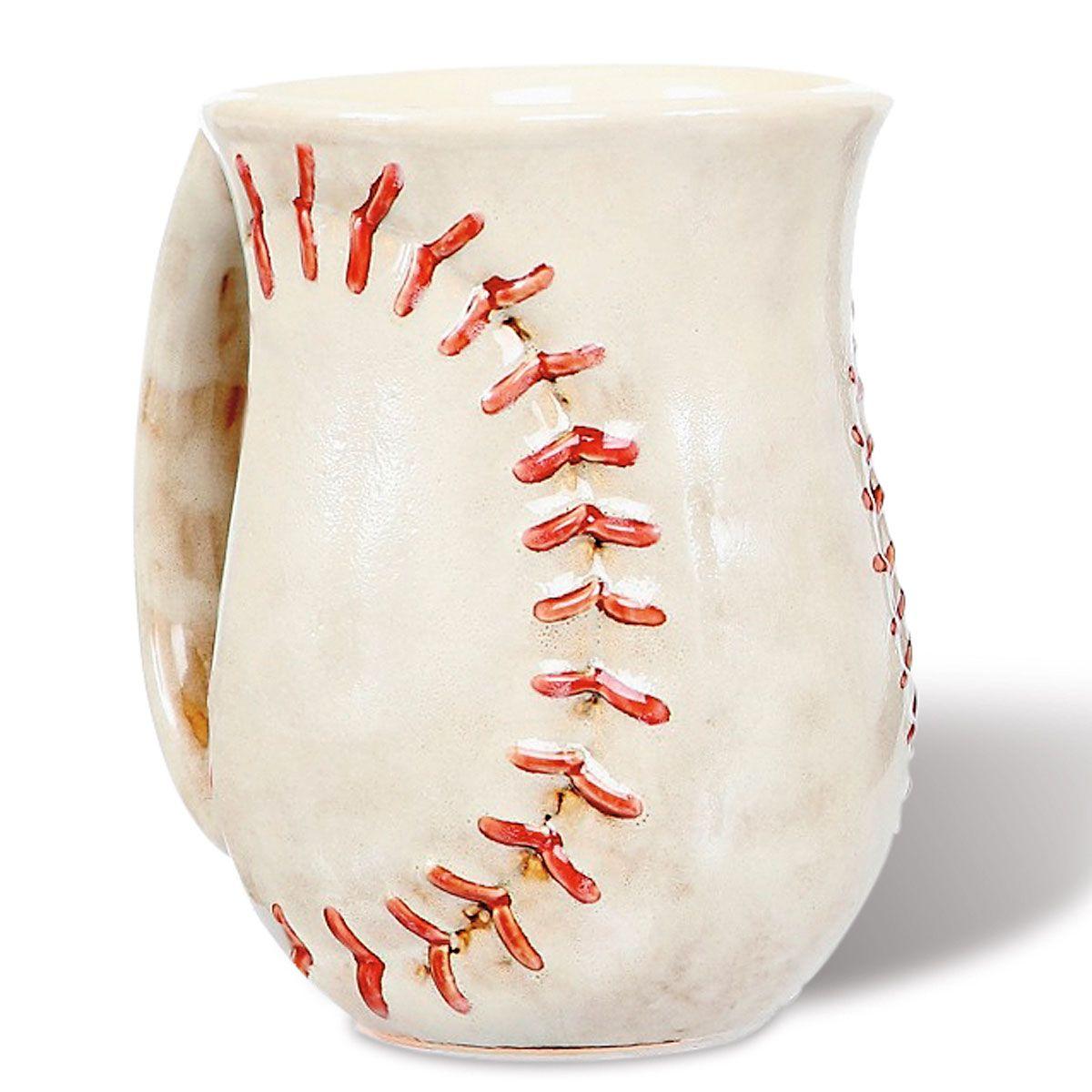 Sports Cozy Hand Mug - Baseball