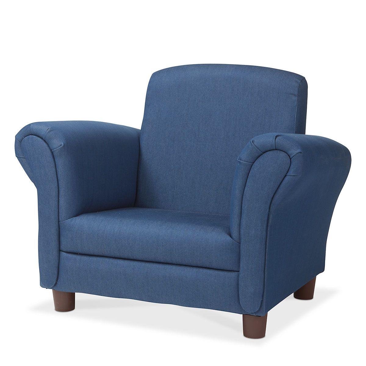 Denim Arm Chair by Melissa & Doug®