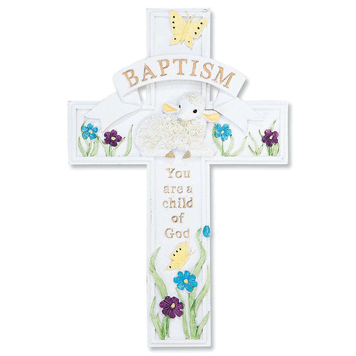 Baptism Cross