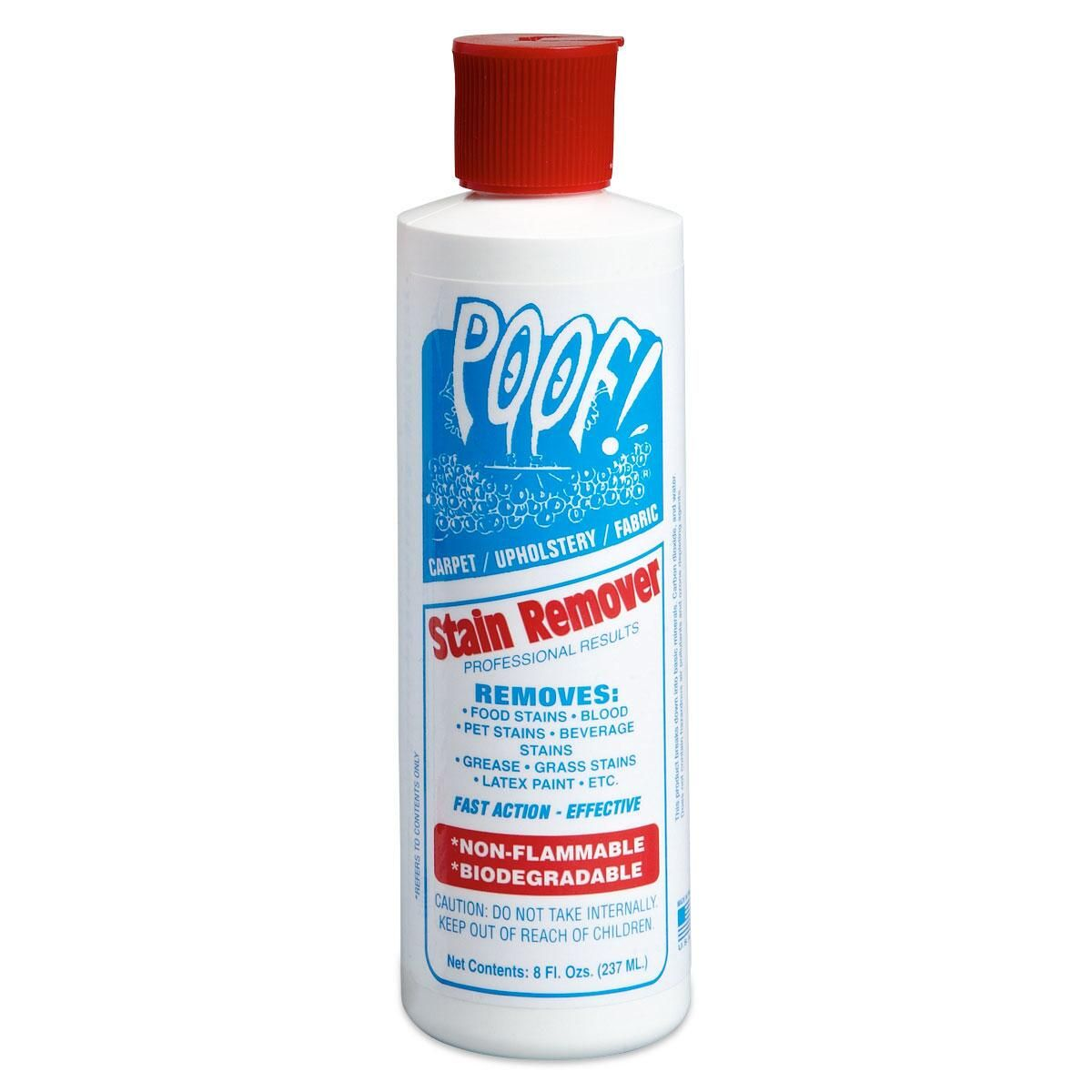 Poof stain remover 8oz current catalog - Coffee stains oil stains get rid easily ...