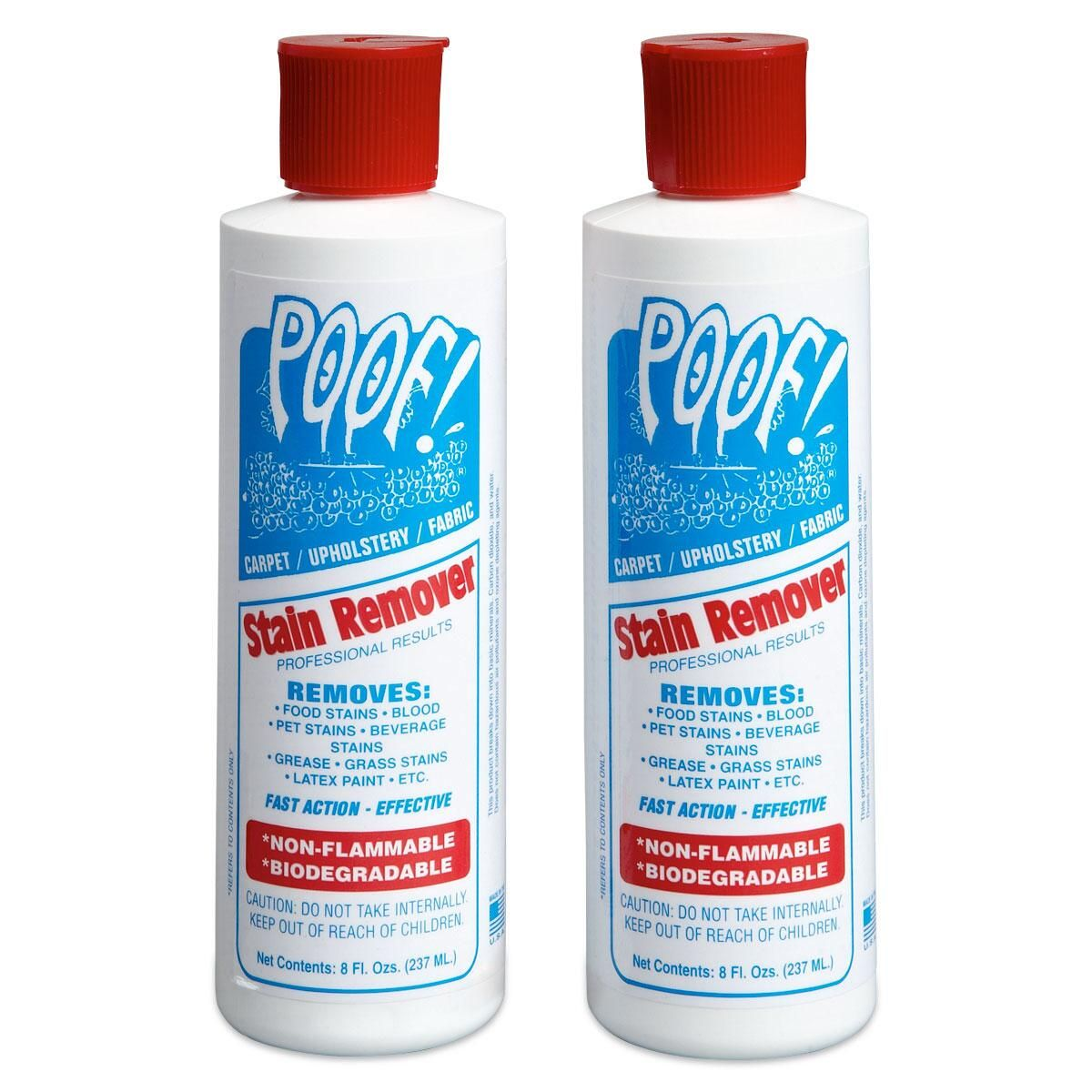 Poof Stain Remover Twin Pack