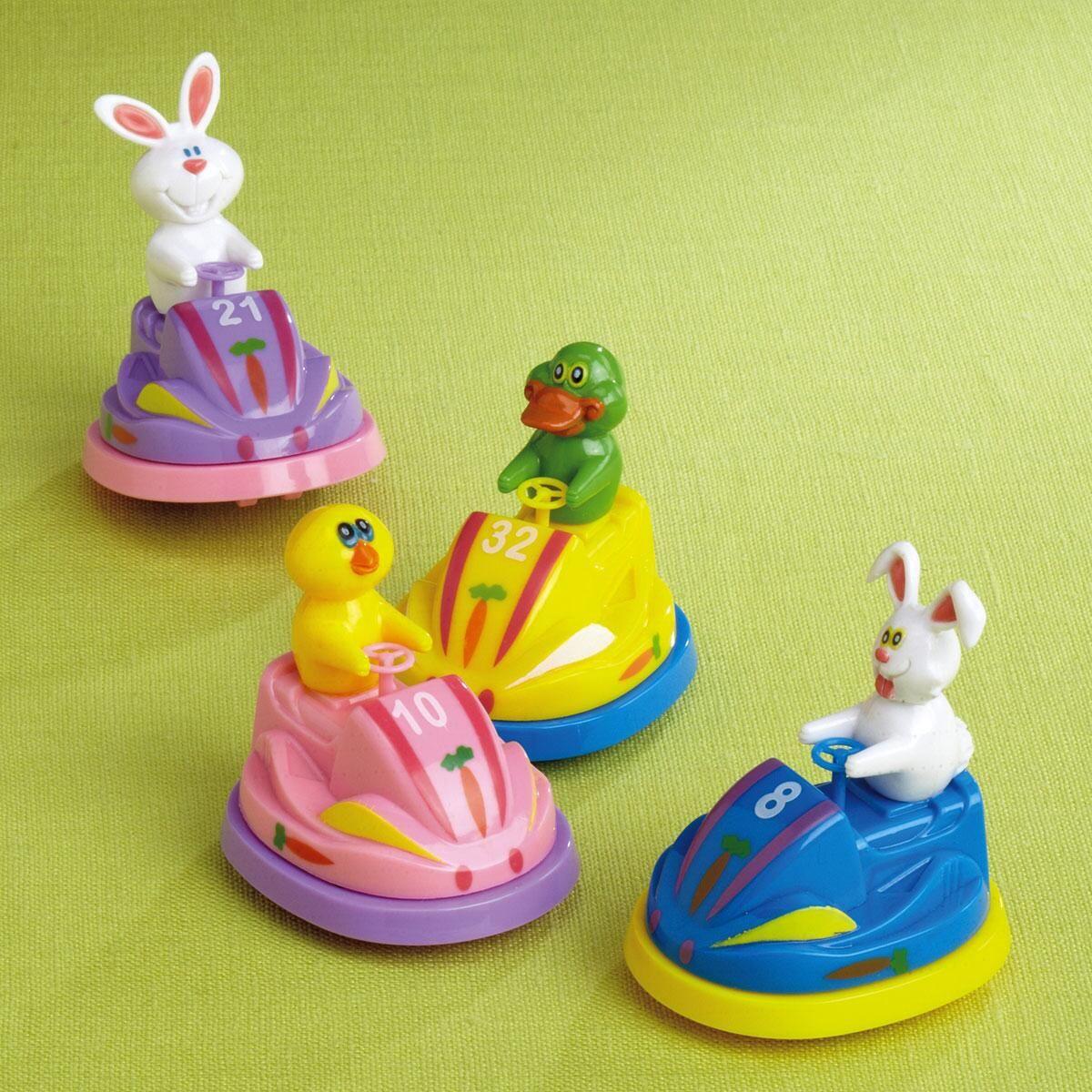 Bunny Bumper Cars