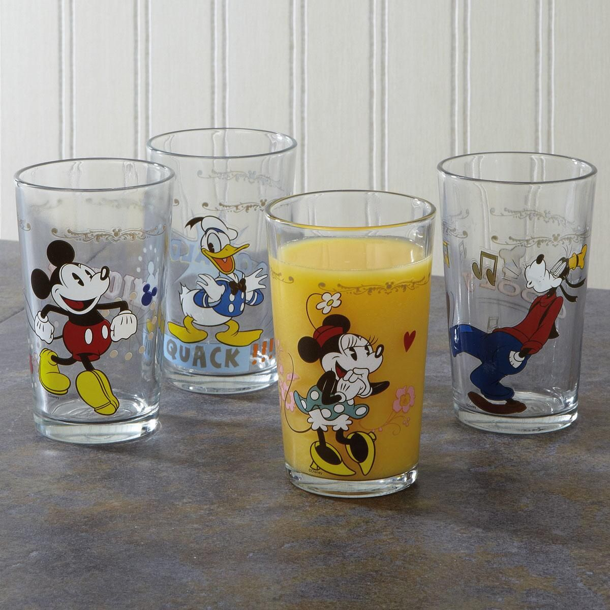 Disney® Juice Glasses