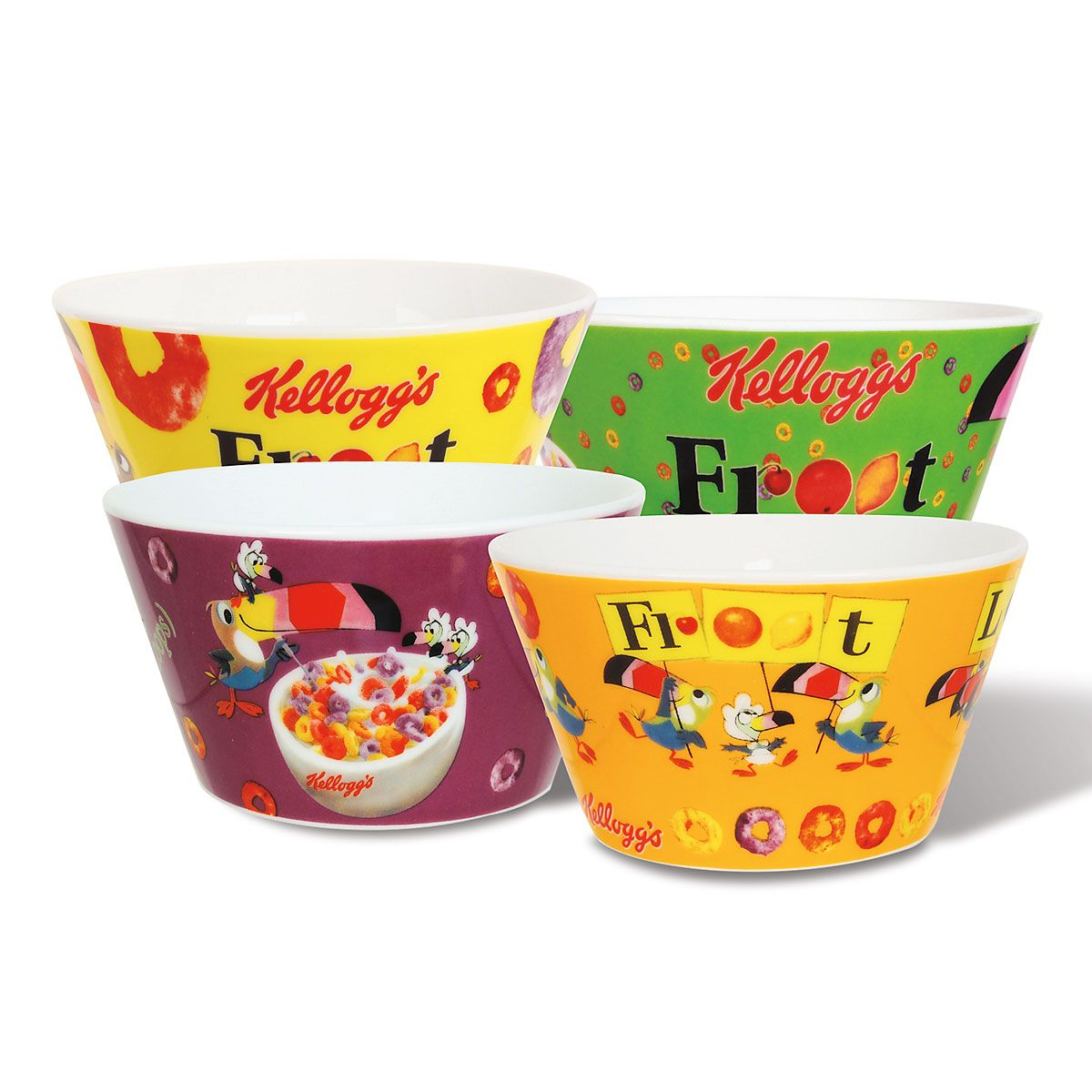 Cereal Bowls - Froot Loops