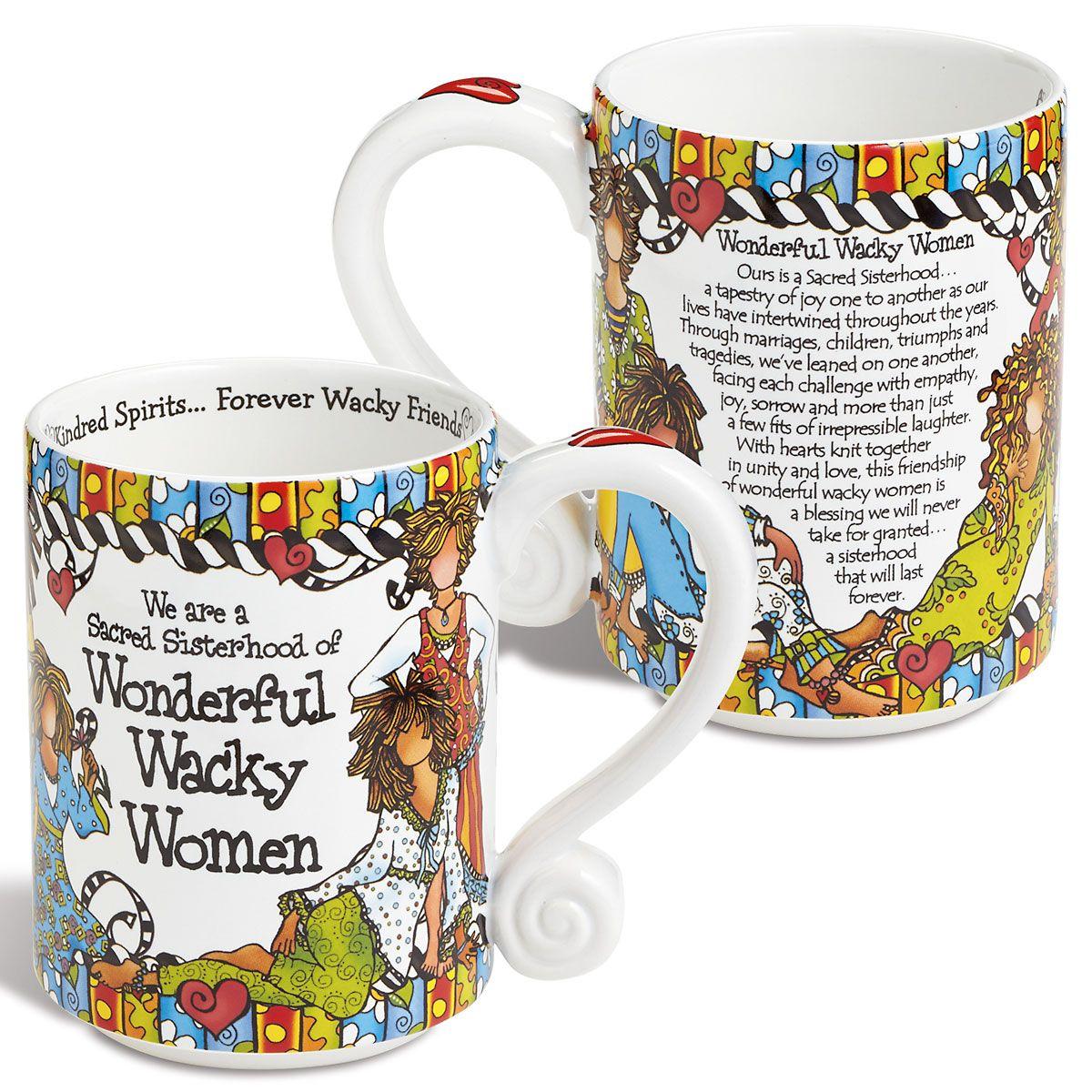 Wacky Women Mug