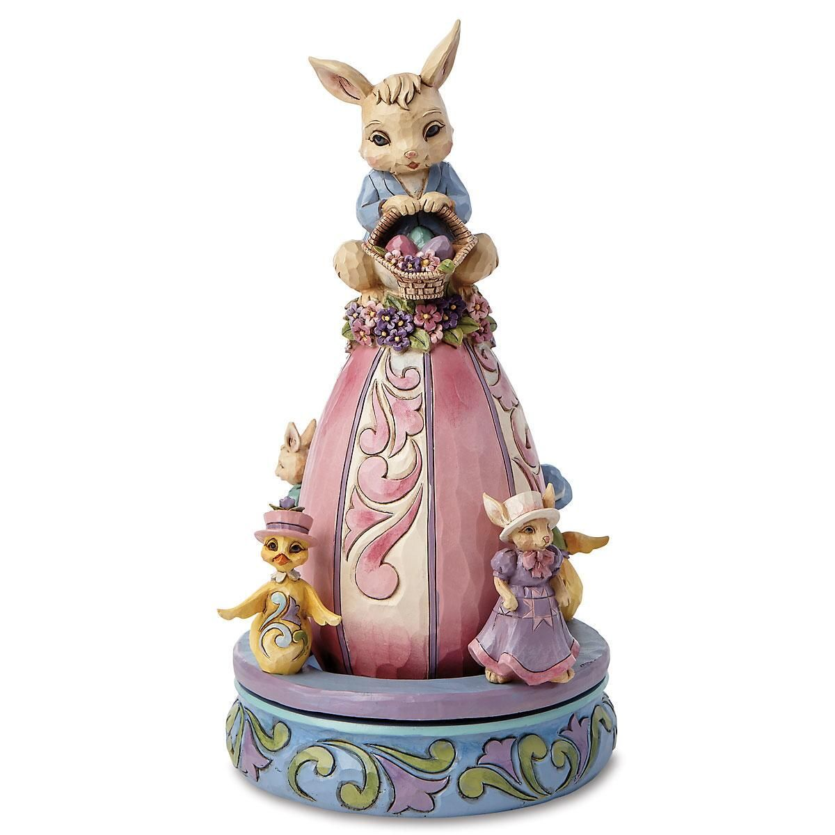 Easter Stacked Figurine  by Jim Shore