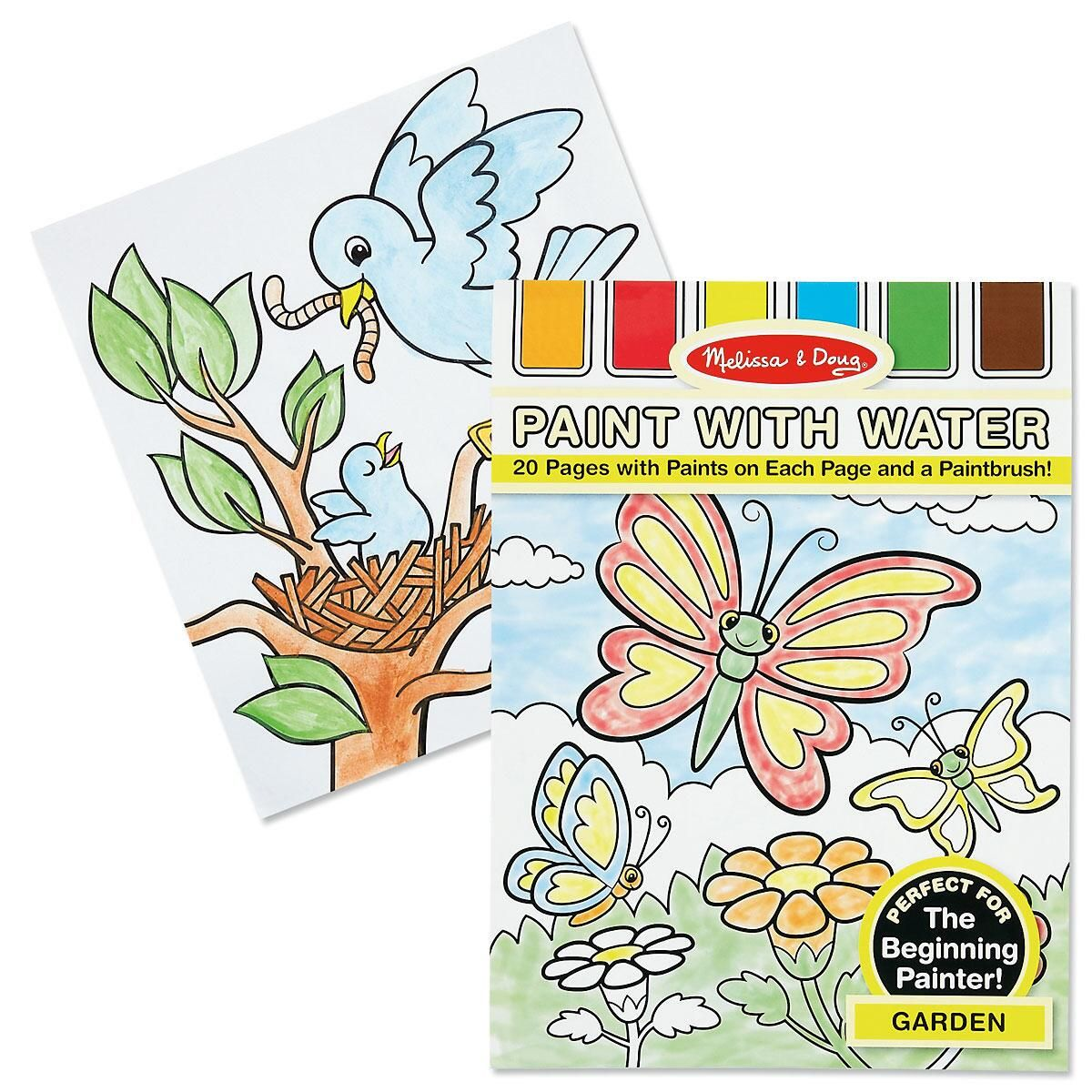 Garden Paint with Water by Melissa & Doug®