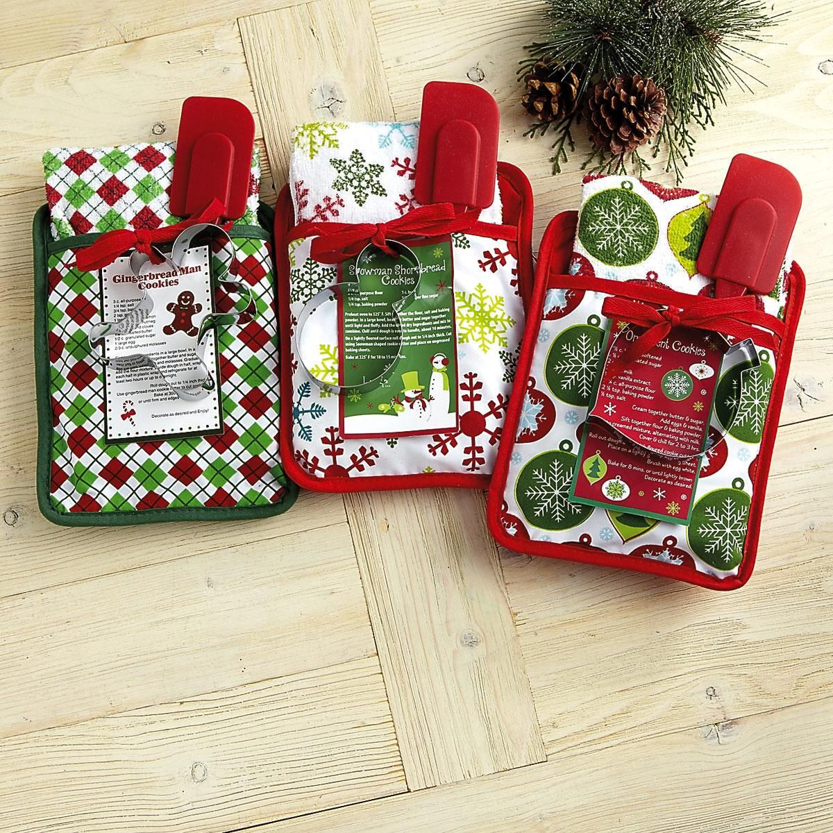 5-Piece Christmas Kitchen Gift Set