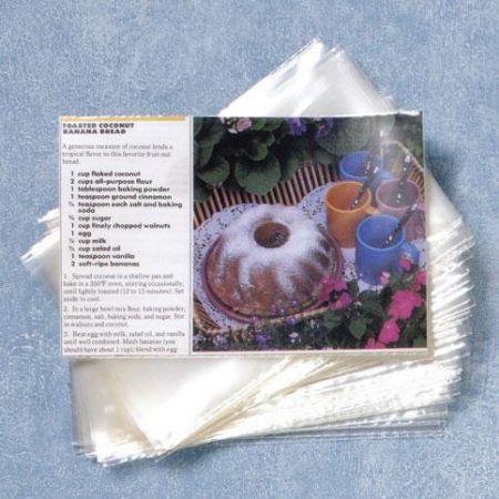 Recipe Saver Sleeves - Set of 60