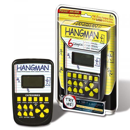 Classic Handheld Game - Hangman
