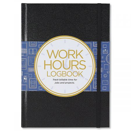Work Hours Log Book