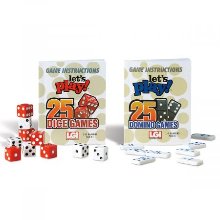 Dice and Dominoes Games