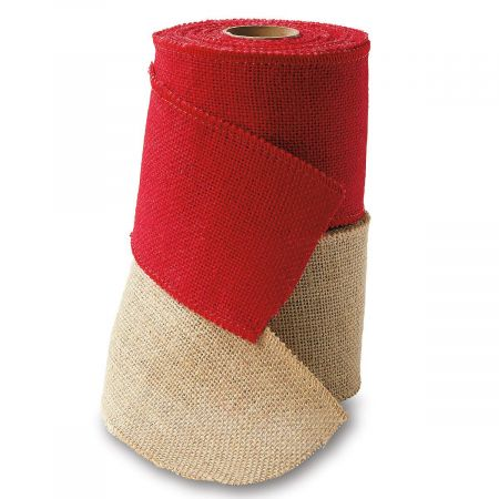 Burlap Ribbon Value Pack