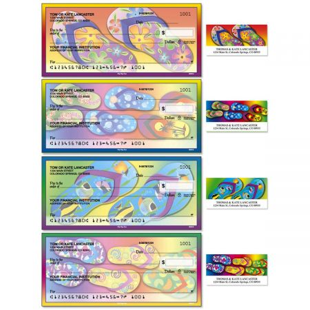 Flip-Flop Fun Duplicate Checks with Matching Address Labels