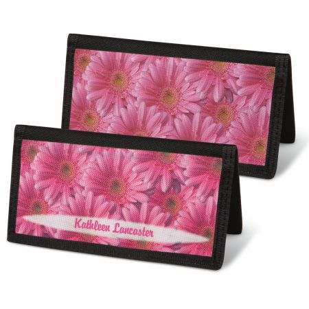 Daisy Delight  Checkbook Covers