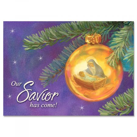 Reflections Religious Christmas Cards