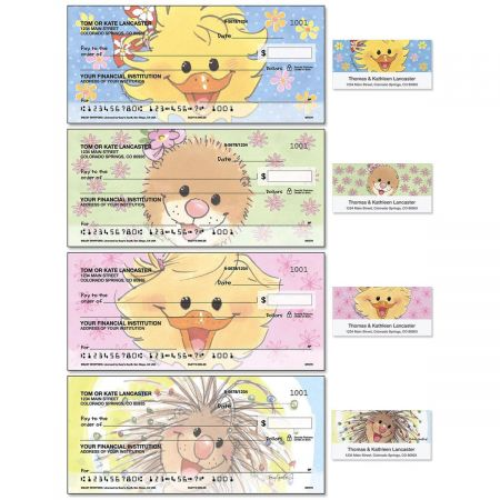 Suzy's Zoo Duplicate Checks with Matching Address Labels