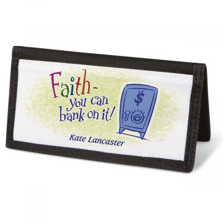 Blessed Exchanges Checkbook Covers - Personalized