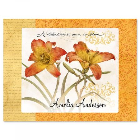 Tim Coffey Personalized Note Cards