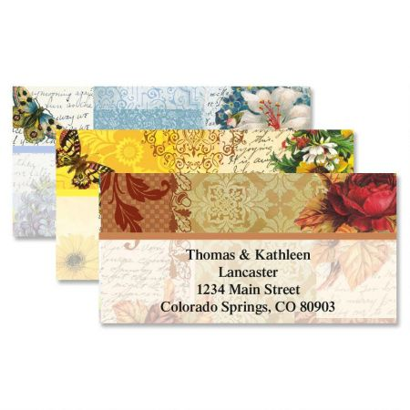 Laurie Siebert Deluxe Address Labels  (3 designs)