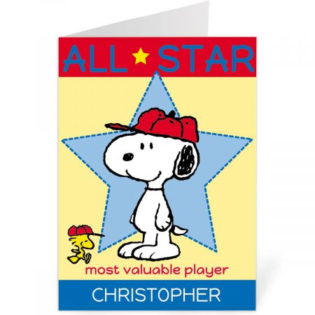 PEANUTS® Kids Note Cards