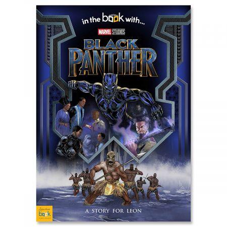 Marvel Studios Black Panther Personalized Storybook