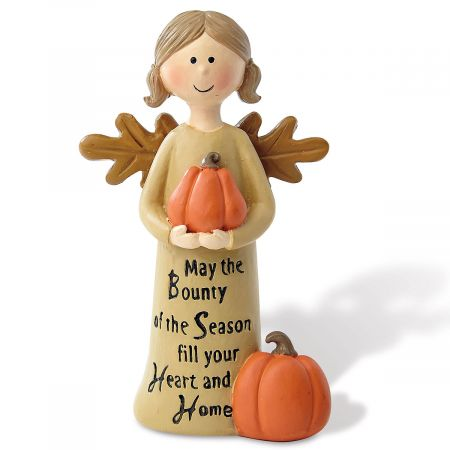 Bounty of the Season Figurine