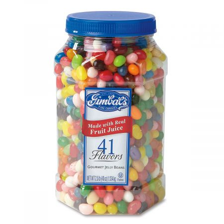 Jelly Beans in 40 oz Jar