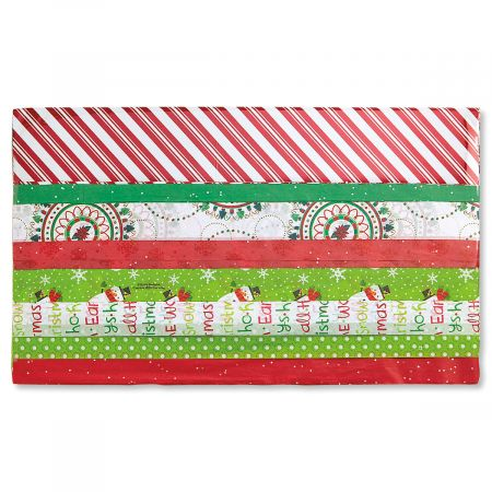 Candy Cane Assorted Tissue Value Pack