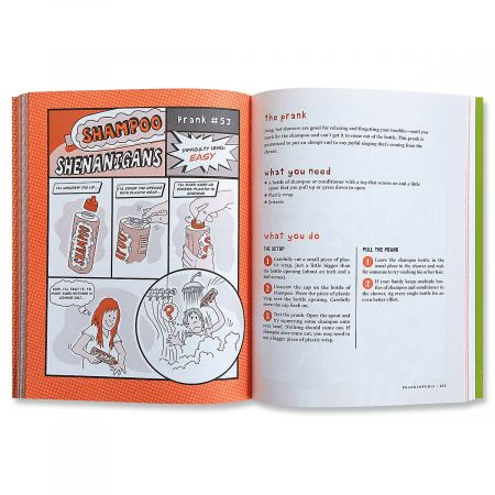 Pranklopedia Book