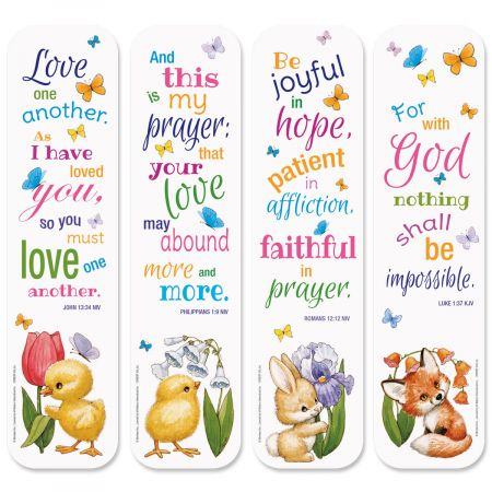 Morehead Faith Bookmarks
