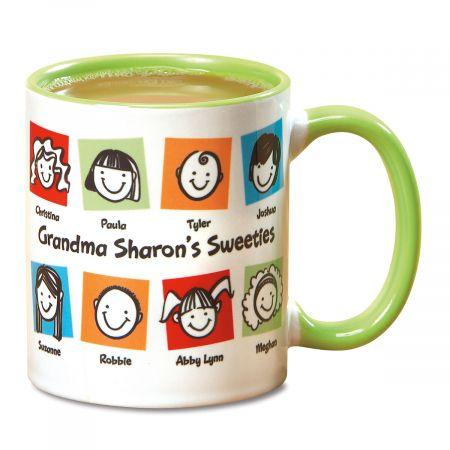Grandparents Personalized Mug