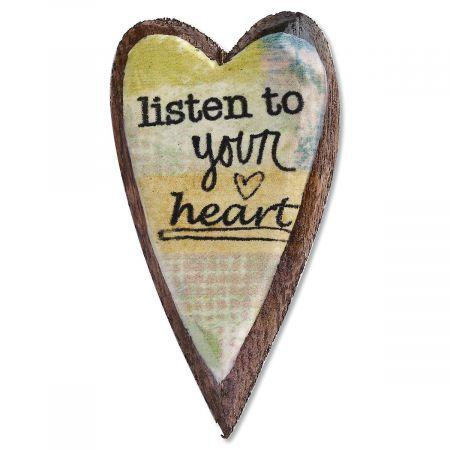 Wooden Pins - Listen