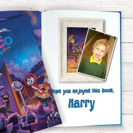 Pixar Coco Personalized Storybook