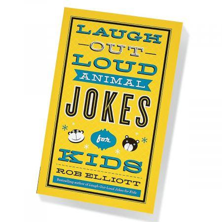 Animal Laugh Out Loud Kids' Laugh Out Loud Book