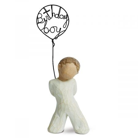 Birthday Boy Figurine by Willow Tree® for Demdaco
