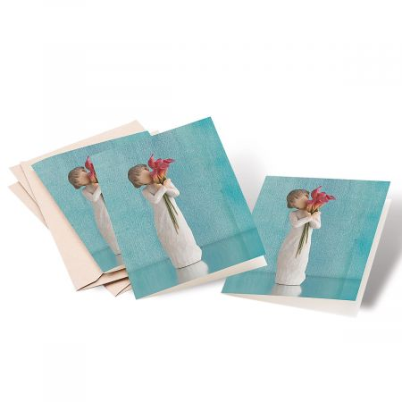 Willow Tree® Note Cards - Bloom