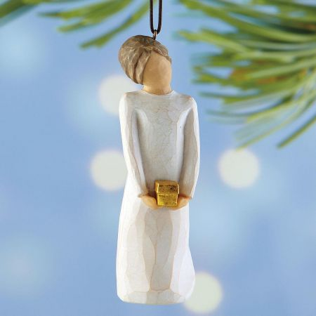 Spirit of Giving Ornament by Willow Tree® ... - Willow Tree Spirit Of Giving Ornament Current Catalog