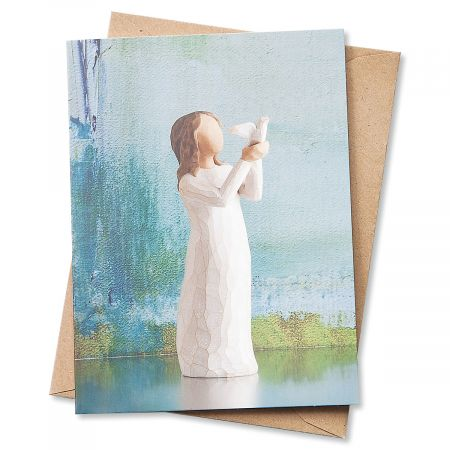 Willow Tree® Note Cards - Soar