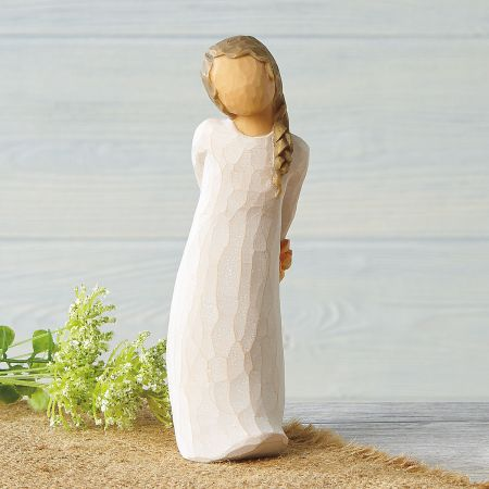 "Willow Tree® ""For You"" Figurine"