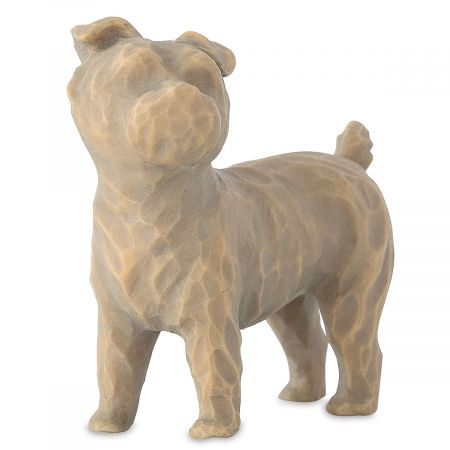 Love My Standing Dog by Willow Tree®