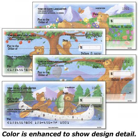 Bear Lodge Buddies Duplicate Checks