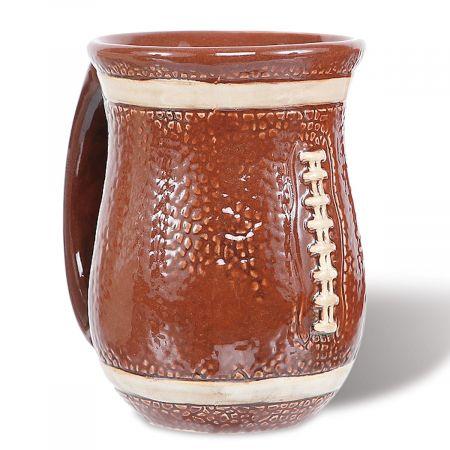 Football Sports Cozy Hand Mug