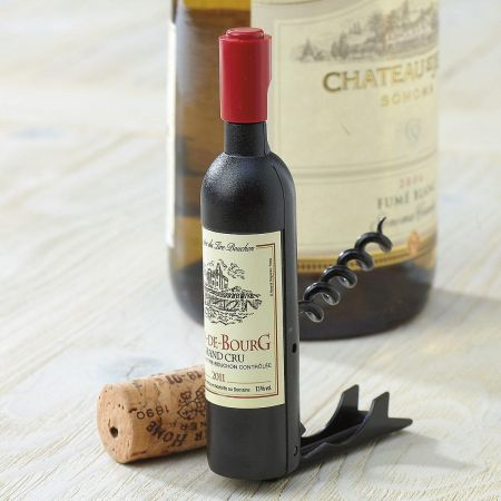 Wine Corkscrew & Magnet