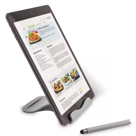 Handy Tablet Stand with Stylus