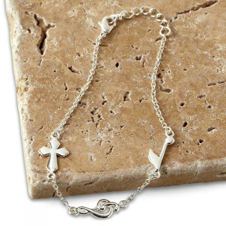Musician's Prayer Bracelet