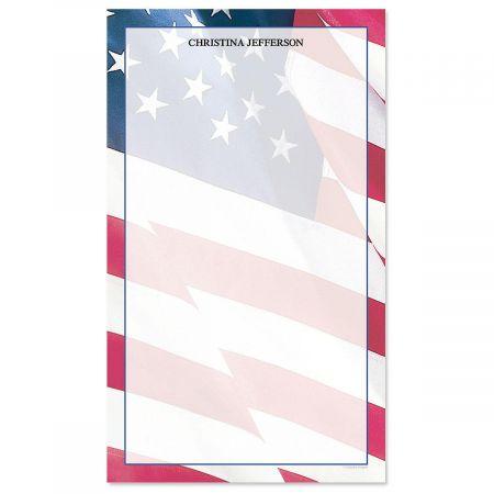 American Glory Custom Memo Pads
